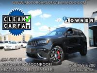 Options:  2015 Jeep Grand Cherokee Srt 4X4|4X4|Parking