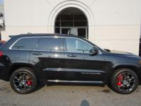 2015 JEEP GRAND CHEROKEE SRT TOTAL LUXURY WITH LOW