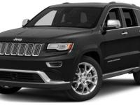 New Arrival This 2015 Jeep GRAND CHEROKEE *Bluetooth*