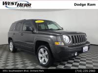 New Price! 2015 Jeep Patriot Latitude Maximum Steel
