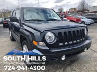 2015 Jeep Patriot Latitude 4WD, Dark Slate Gray