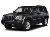 Climb inside the 2015 Jeep Patriot! A great vehicle and