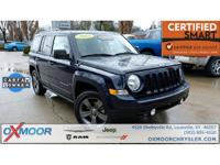 New Price! Jeep Patriot 2.0L I4 DOHC 16V Dual VVT