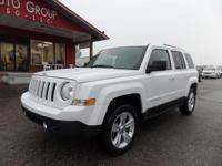 Options:  2015 Jeep Patriot Visit Auto Group Leasing