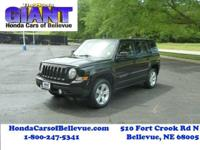 This 2015 Jeep Patriot Latitude 4WD is offered to you