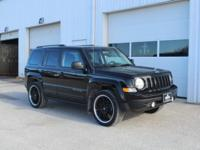 Clean CARFAX.  This 2015 Jeep Patriot Latitude 4WD at