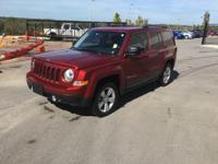 This outstanding example of a 2015 Jeep Patriot