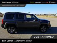 Options:  2015 Jeep Patriot Latitude|2015 Jeep Patriot