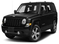 Options:  2015 Jeep Patriot Latitude|Miles: 23057Color:
