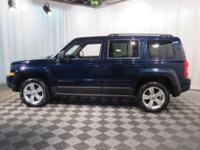 2015 Jeep Patriot Latitude 4WD CLEAN CARFAX ONE OWNER,