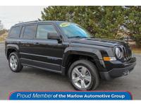 Only 28,000 miles! 2015 Jeep Patriot Latitude Edition