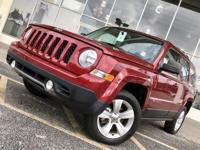 This 2015 Jeep Patriot Limited is proudly offered by