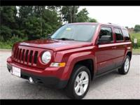 The Jeep Patriot is comparable to the Dodge Journey,