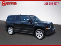 2015 Jeep Patriot Limited FWD 6-Speed Automatic 2.4L I4