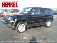 Options:  2015 Jeep Patriot Limited|Black