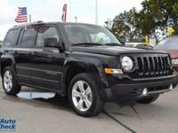 You're looking at a 2015 Jeep Patriot Limited in