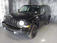 CARFAX One-Owner. Black Clearcoat 2015 Jeep Patriot