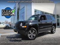 Options:  2015 Jeep Patriot Latitude 4X4|Take Command