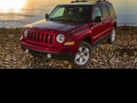 2015 Jeep Patriot Sport! Featuring a 2.4L 4 cyls and