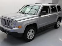 This awesome 2015 Jeep Patriot 4x4 comes loaded with