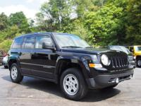 2015 Jeep Patriot Sport New Price! CARFAX One-Owner.