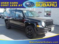 Step into the 2015 Jeep Patriot! It prioritizes style,