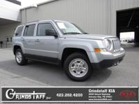 PREMIUM & KEY FEATURES ON THIS 2015 Jeep Patriot