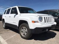 Options:  2015 Jeep Patriot Sport 4X4||1St And 2Nd Row