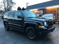 This Jeep Patriot is ready for a new adventure! One