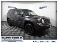 ++1-OWNER++ 4x4++ SPORT PACKAGE++ 2015 Jeep Patriot