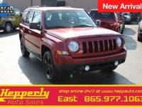 CARFAX One-Owner. This 2015 Jeep Patriot Altitude in
