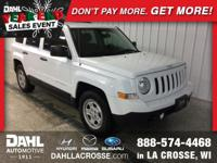 Recent Arrival! 2015 Jeep Patriot Sport CARFAX