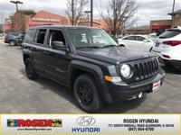 JUST ARRIVED! 2015 Jeep Patriot Sport!**LOCAL, ONE