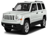 Options:  2015 Jeep Patriot Sport|This 2015 Jeep