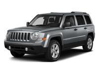 Jeep Patriot Recent Arrival!  Options:  Front Wheel