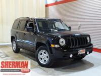 New Arrival! This 2015 Jeep Patriot Sport, has a great