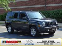 **HARD TO FIND** 2015 Jeep Patriot Sport with only