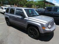 Check out this 2015 Jeep Patriot . Its Automatic