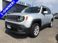 Available for a short time only, this 1-Owner Jeep