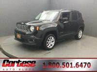 2015 Jeep Renegade Latitude Black Blue Tooth, Hands