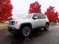 Options:  2015 Jeep Renegade 4Wd 4Dr Latitude|Here Is A