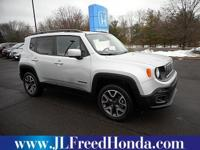 1 local owner who traded this Jeep in on a new Honda -