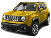Take command of the road in the 2015 Jeep Renegade! It