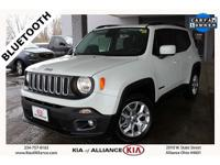 2015 Jeep Renegade Latitude FWD 9-Speed 948TE Automatic