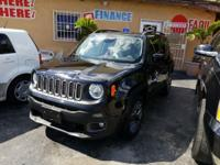 Options:  2015 Jeep Renegade Latitude Sport Utility