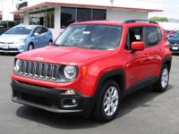 Options:  2015 Jeep Renegade Latitude Fwd|This Vehicle