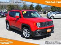 2015 Jeep Renegade Latitude This Jeep Renegade is