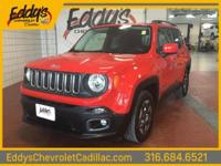 Looking for a clean, well-cared for 2015 Jeep Renegade?