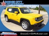 Climb inside the 2015 Jeep Renegade! This vehicle