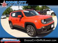Outstanding design defines the 2015 Jeep Renegade! This